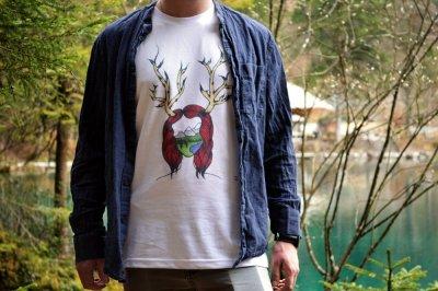T-shirt | LandscapeFace