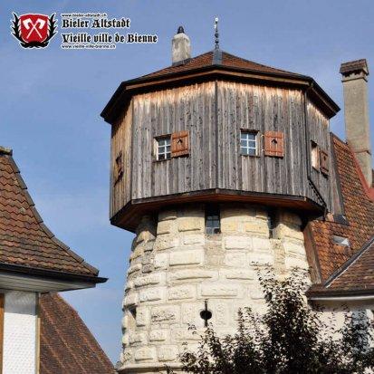 Rotschettenturm (Muttiturm)