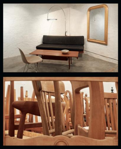 """GEWÖLBE GALERIE: Themenausstellung """"Nehmen Sie Platz"""""""